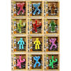 Stikbot Single Pack Blister - Styles & Colors Vary