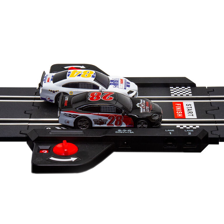 Litehawk Big South Circuit Slot Car Race