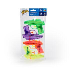 4 Mini Water Blasters - R Exclusive