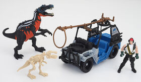 Animal Planet - Dino Exploration Playset – Vehicle Playset