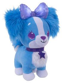 Wish Me Pet - Chien cavalier bleu