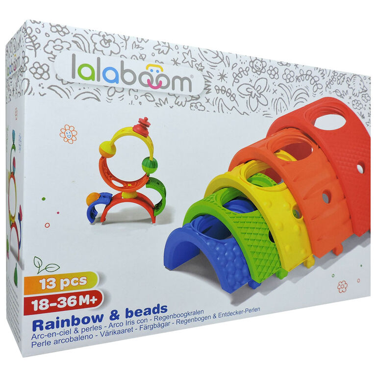 Lalaboom - Rainbeads
