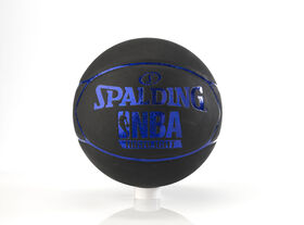 Spalding NBA Highlight Hologram Basketball Blue/Black