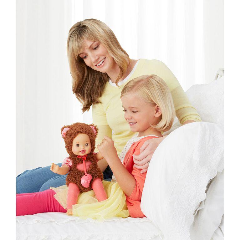 Little Mommy Dress Up Cuties Unbearably Cute Doll