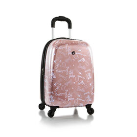 Heys Tween Spinner Luggage - Barbie. - Notre Exclusivité