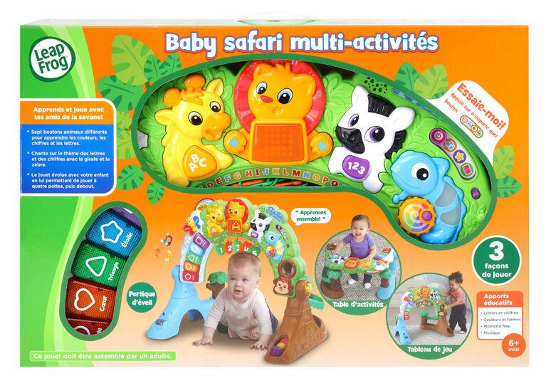 LeapFrog® Safari Learning Station™ - French Edition