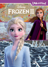 Frozen II Look and Find - English Edition