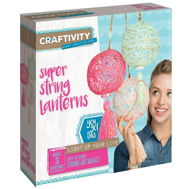Super Lanternes En Fil Craftivity.