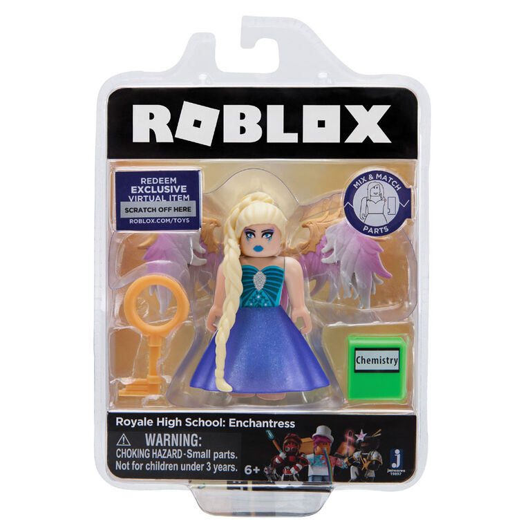 Roblox Celebrity - Royale High School: Enchantress Core Figure