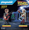 Playmobil - Back To the Future Marty McFly and Dr. Emmett Brown
