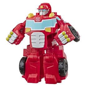 Transformers Rescue Bots Academy - Figurine de Heatwave le robot pompier