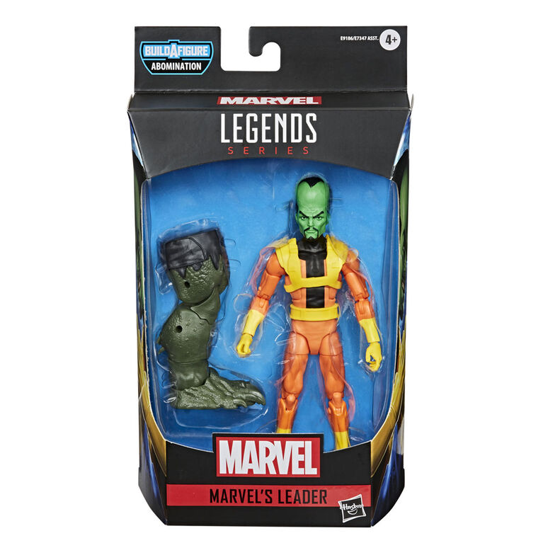 Hasbro Marvel Legends Series Gamerverse: 6-inch Collectible Marvel's Leader Action Figure Toy