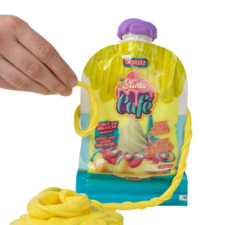 ORB Slimi Café - Garniture Swirleez Lemonitwist