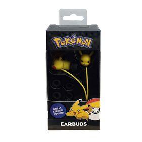Pokémon Pikachu écouteurs