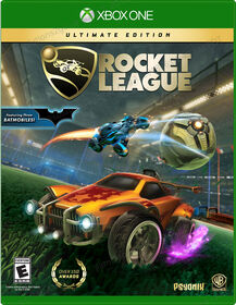 XBox 1-Rocket League Ultimate Edition