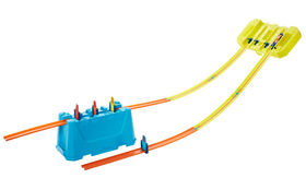 Hot Wheels Track Builder Unlimited Multi-lane Speed Box