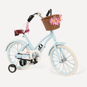 Our Generation, Anywhere You Cruise Bicycle Accessory for 18-inch Dolls
