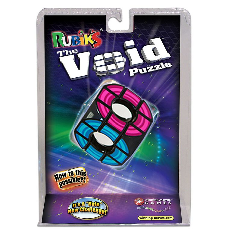Rubik's - The Void Puzzle - English Edition