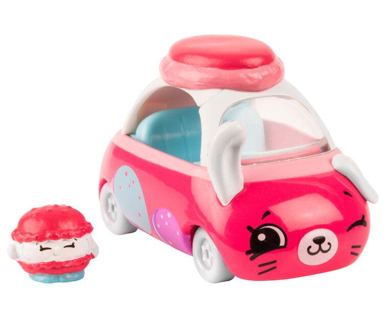 Shopkins Cutie Car Three Pack - Tea Brake