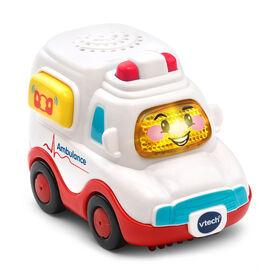 VTech Tut Tut Bolides - Ambulance - Édition anglaise