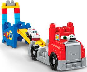 Mega Bloks – Camion Construction et Course