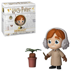 Funko 5 Star! Movies: Harry Potter - Ron Weasley (Herbology) Vinyl Figure