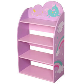 Unicorn Book Shelf