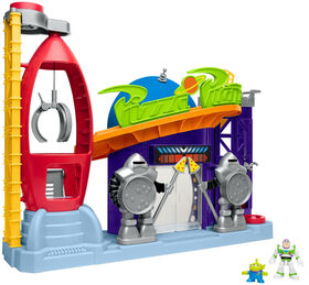 Fisher-Price - Imaginext Disney/Pixar Toy Story 4 - Coffret de jeu - Pizza Plannet