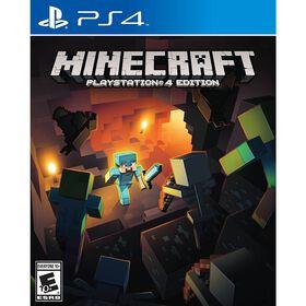 PlayStation 4 - Minecraft