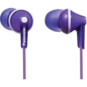 Écouteurs ergonomiques à isolation sonore RPHJE125 de Panasonic