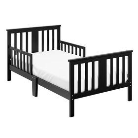 Storkcraft Mission Ridge Toddler Bed - Black