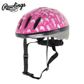 Casque De Vélo Rawlings Pour Bébé / Enfant - Rose Réglable