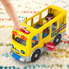 Fisher-Price - Little People - Gros autobus scolaire jaune