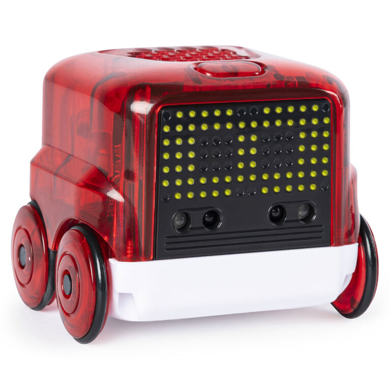 Novie, Interactive Smart Robot with Over 75 Actions and Learns 12 Tricks (Red)