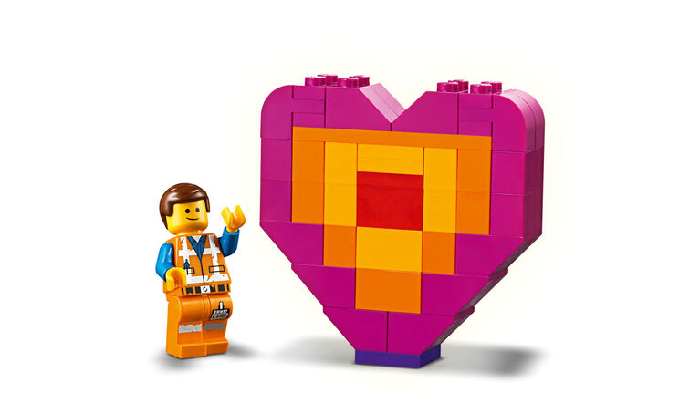 LEGO Movie 2 Emmet's 'Piece' Offering 30340
