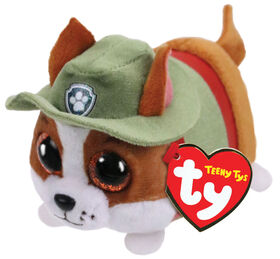 Teeny Tys Paw Patrol Tracker Husky Dog