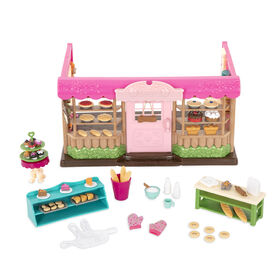 Li'l Woodzeez, Tickle-Your-Taste-Buds Bakery Playset - styles may vary