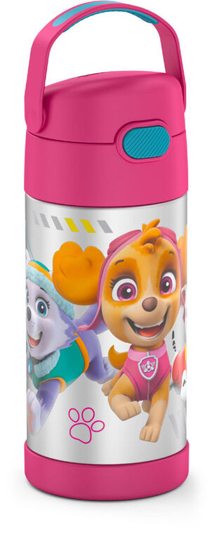Bouteille Funtainer de Thermos, Paw Patrol Pink, 355ml