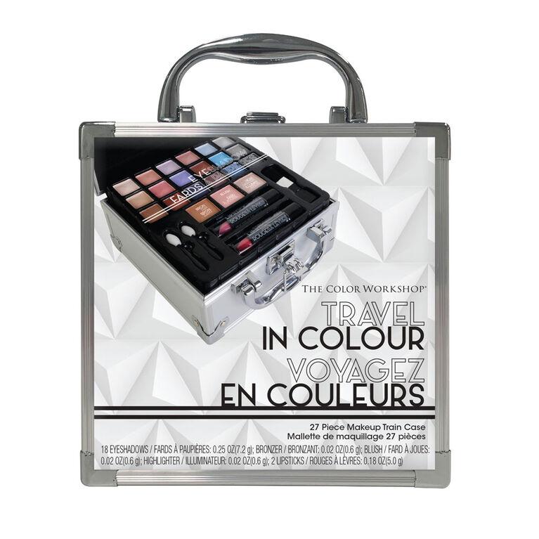 The Color Workshop -  Travel In Colour Traincase