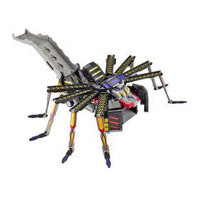 Turning Mecard Mecanimals Mega Spider Vehicle