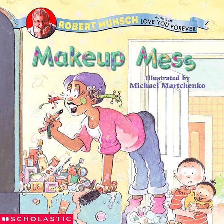 Makeup Mess - English Edition