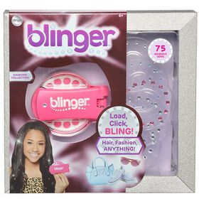 Blinger - Collection de diamants.