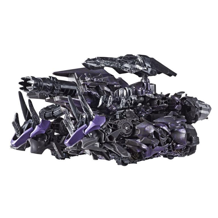 Transformers: Dark of The Moon Shockwave Action Figure