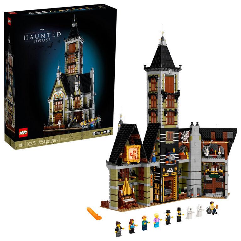 LEGO Creator Expert La maison hantée de la fête foraine 10273