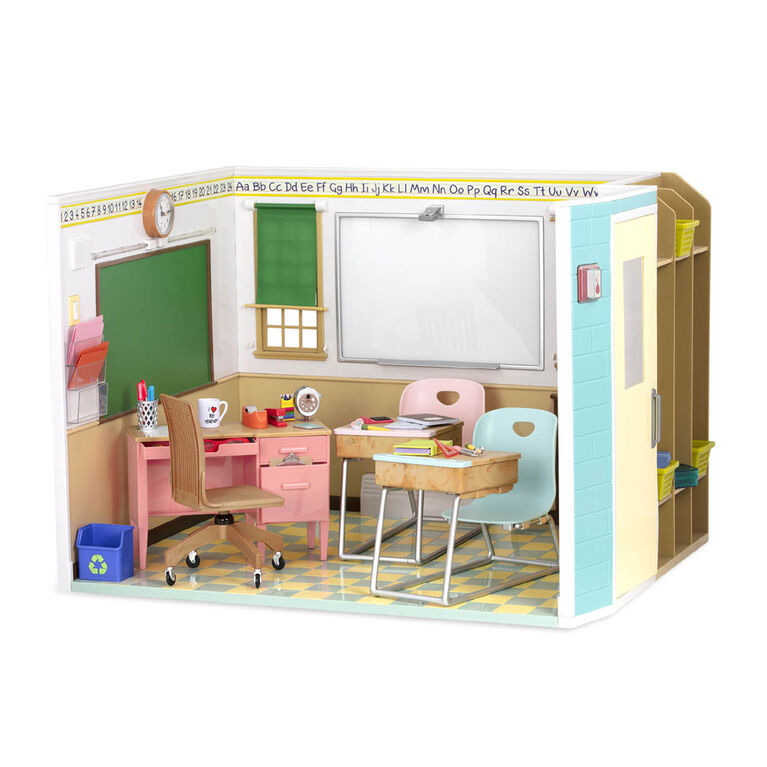Our Generation, Awesome Academy, School Room for 18-inch Dolls
