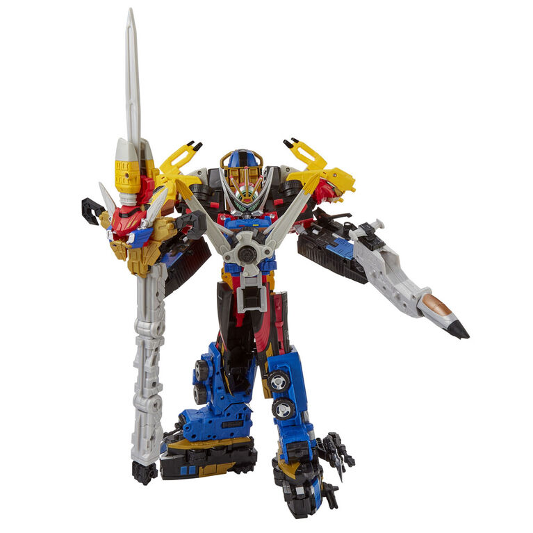 Power Rangers Beast Morphers Beast-X Ultrazord Ultimate Collection
