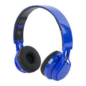 Casque d'écoute Bluetooth à l'épreuve des enfants de Kidstech - Bleu