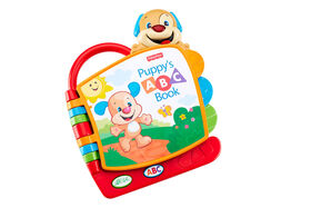 Fisher-Price Laugh & Learn Puppy's ABC Book - English Edition