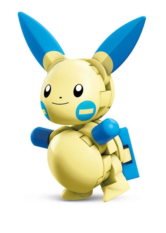 Mega Construx Pokémon Minun Figure