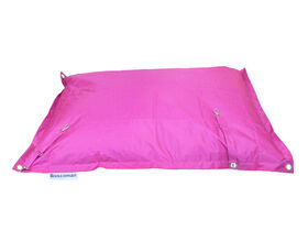 Boscoman - Jumbo Indoor / Outdoor Straps Bean Bag - Pink